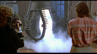 "No lo hagan en casa. ""La mosca"" (The Fly, David Cronenberg 1986)"