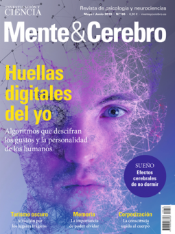 Huellas digitales del yo
