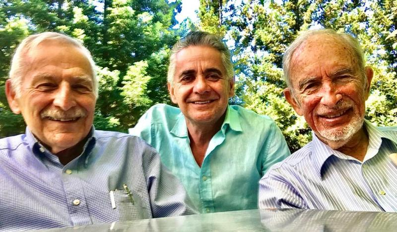 Hal Mooney, Gerardo Ceballos y Paul R. Ehrlich